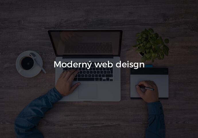 Vytvorím moderný webdizajn / appdizajn