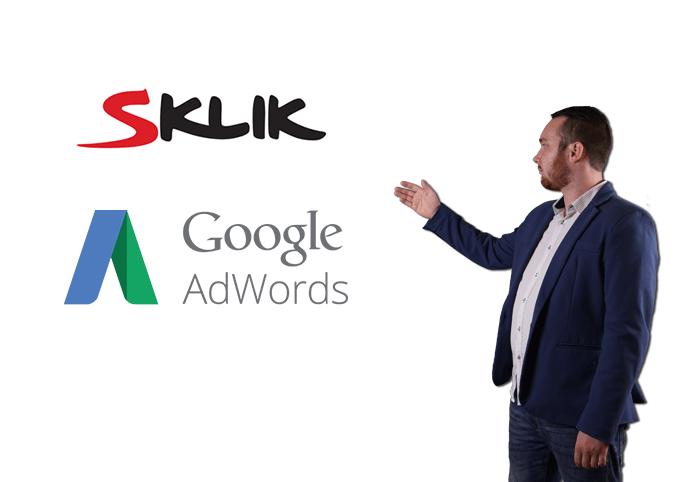Správa PPC kampaní na Skliku a AdWords