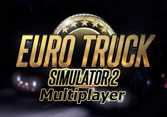 Parťák na cesty v Euro Truck Simulator 2 Multiplayer