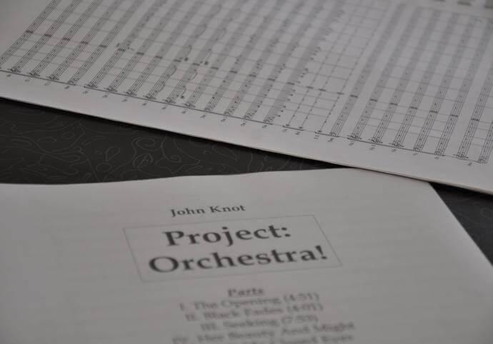 Hudební kompozice a zvuková tvorba