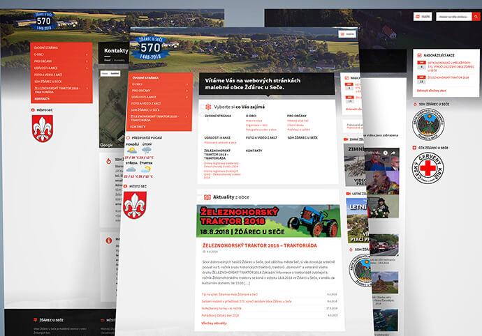 Webdesign a grafika webových stránek