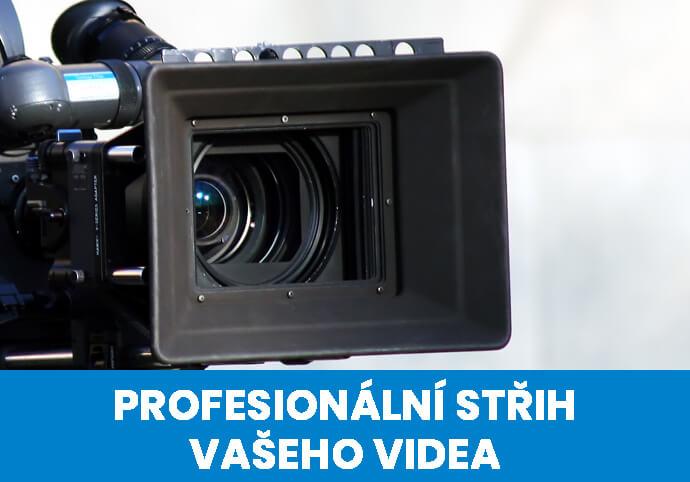 Profesionální střih videa