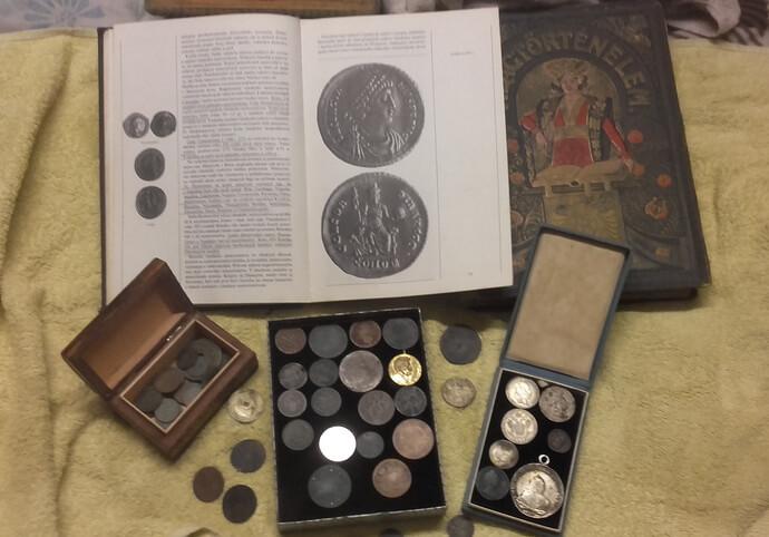 Numismatika - ocenení