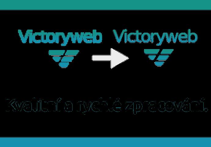 Vektorizace loga, obnova, zpracování grafikem