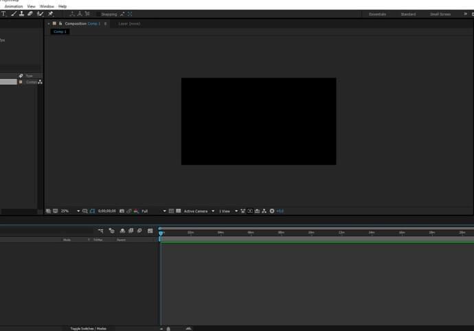 Postprodukce videa v Adobe After Effects