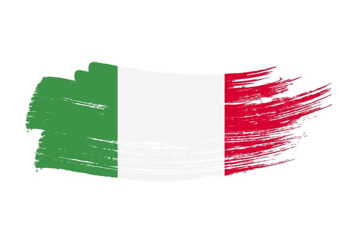 Překlad textu v rozsahu 1 normostrany z / do italštiny