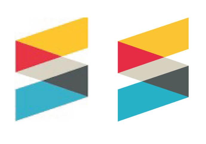 Překreslím logo do vektrového formátu