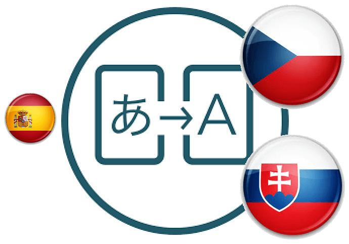 Preklady z ES do SK/CZ jazyka