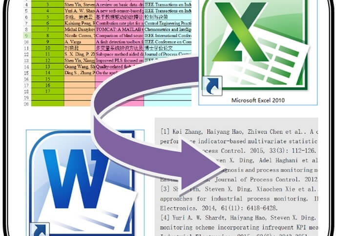 Makro na převod dat z excelu do wordu (formuláře)
