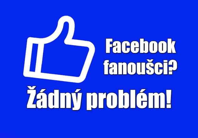 Až 1000 Facebook fanoušků vysoké kvality z celého světa!