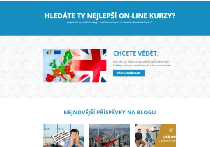 PR článek na web www.vzdelavaci-online-kurzy.cz