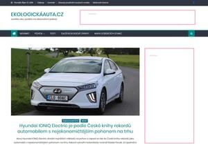 Zpětný odkaz v patičce webu EkologickáAuta.cz