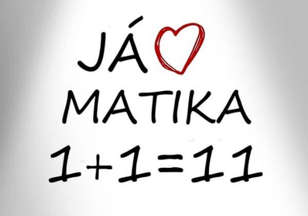 Matematika je HRA!