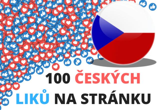 100+ like stránky od českých uživatelů