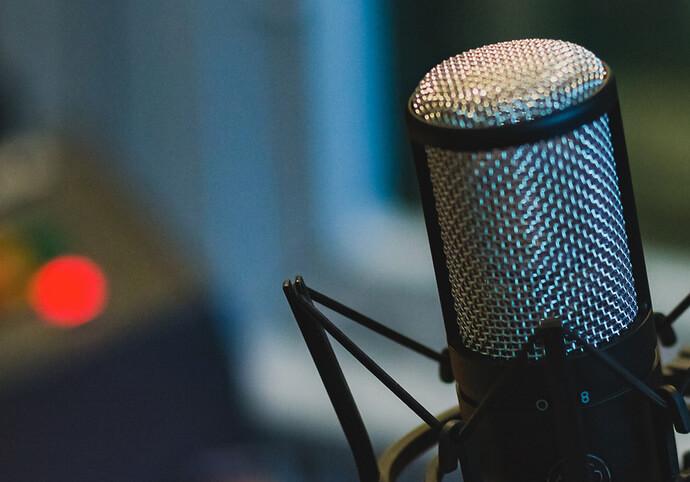Profesionální Voiceover
