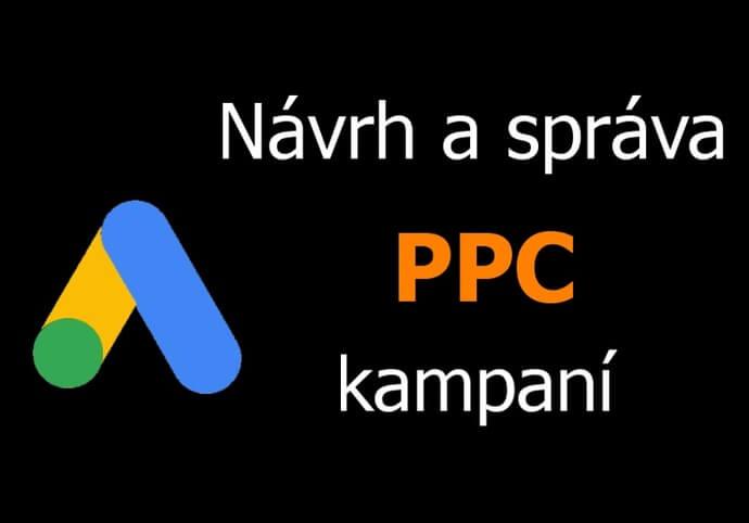 Návrh a správa PPC kampaní