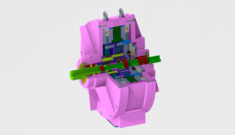 Projekce a návrh strojních zařízení a ocelových konstrukcí