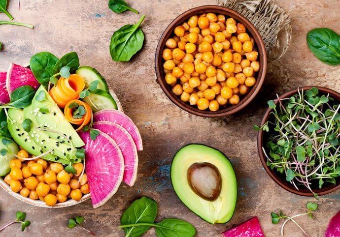 Sestavím vyvážený veganský jídelníček pro každého