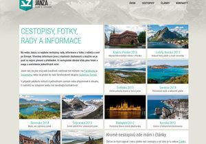 Zveřejnění PR článku na webu o cestování