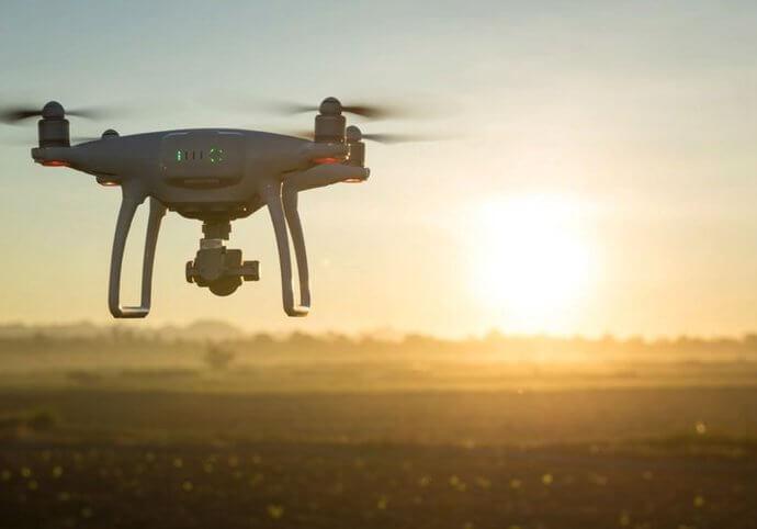 Profesionální natáčení dronem!