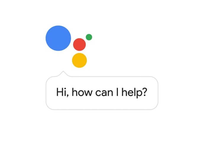 Google Assistant Aplikace