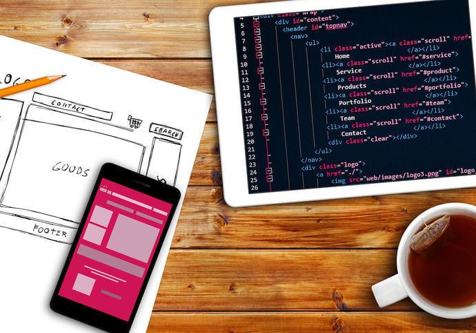 Vytvořím webové stránky nebo upravím stávající