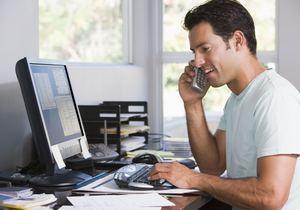Pasivní telemarketing
