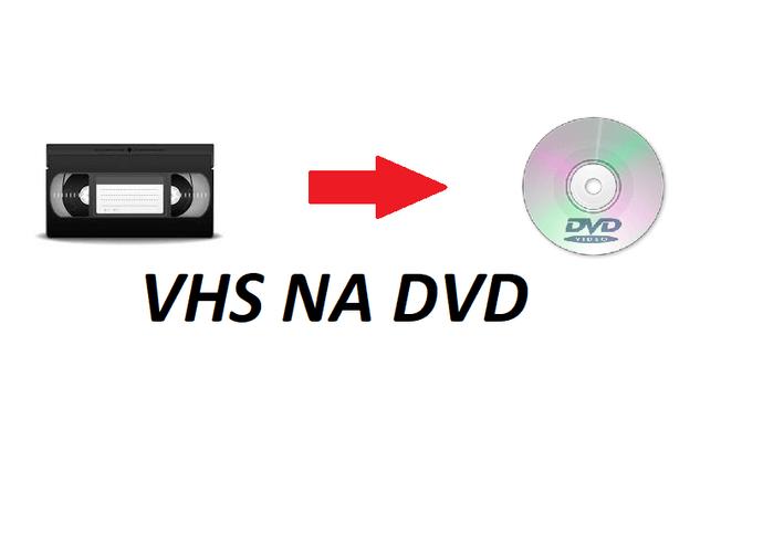 Digitalizace VHS kazet