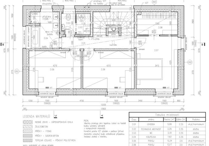 Kreslení/překreslení technických výkresů do AutoCADu.