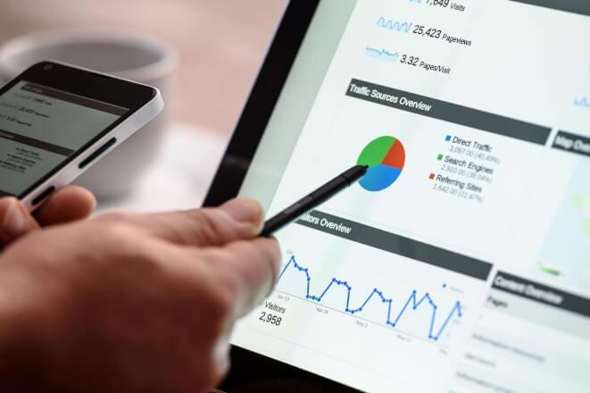 Analýza webu (UX, SEO, poradenství, uživatelské testování)