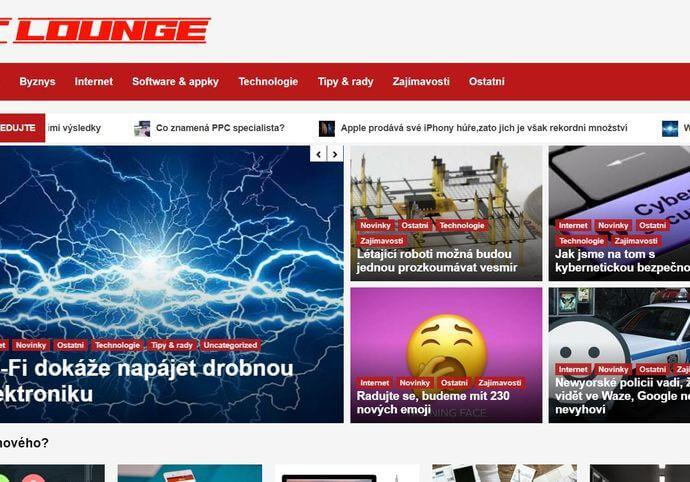Publikace na ITlounge.eu