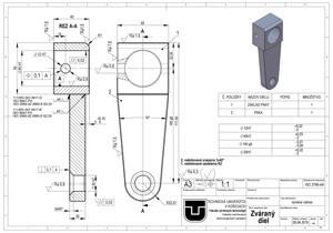 3D modelovanie-tvorba technickej dokumentácie