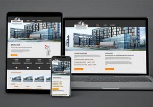 Profesionální webdesign webových stránek
