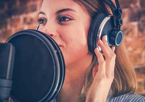 Voicover do 1 minuty