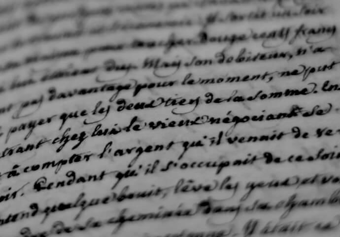 Přepis textu