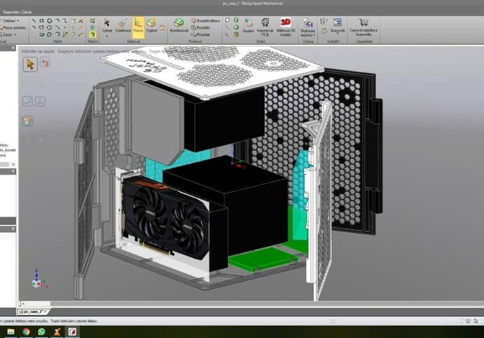 3D model tvorba