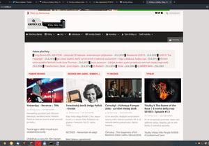 Odkazy v článcích webu na webu založeného v roce 2002