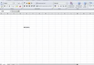 Firemní MS Excel