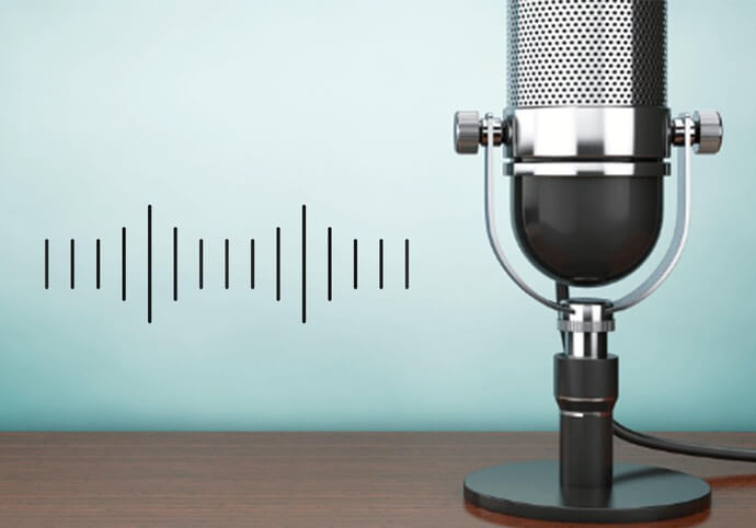 Profesinálny mužský VOICEOVER v slovenskom jazyku