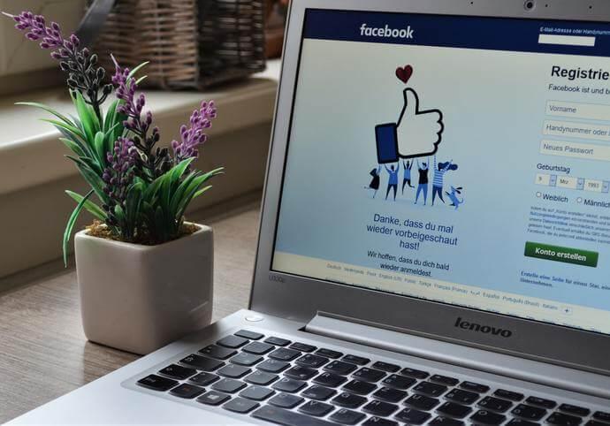 Založím a kompletne nastavím stránku na Facebooku