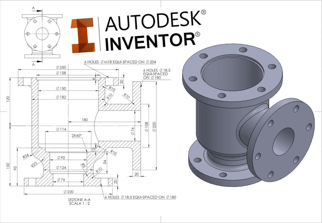 Vytvořím 3D model dle požadavků