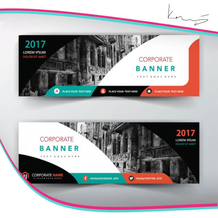 vytvorím moderný banner