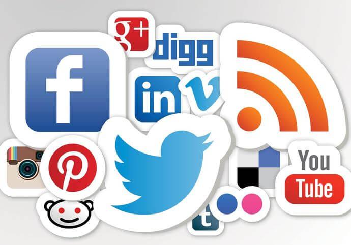 Spravování sociální sítě