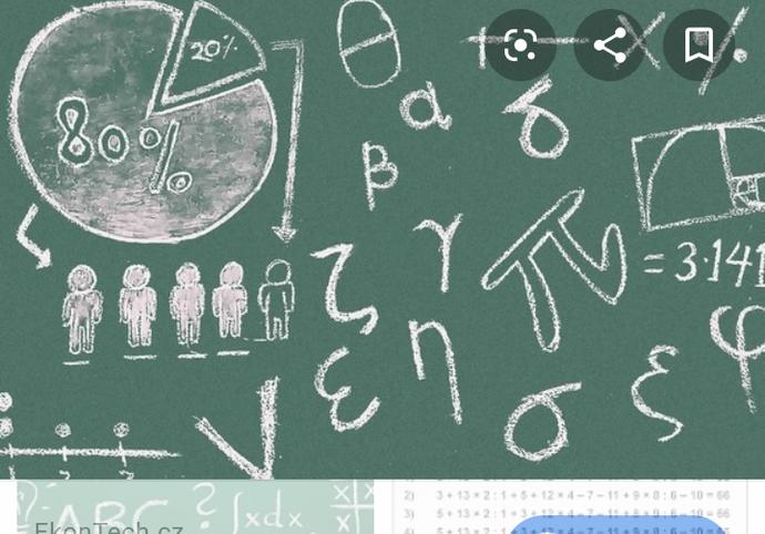 matematika (příprava na přijímací zkoušky)