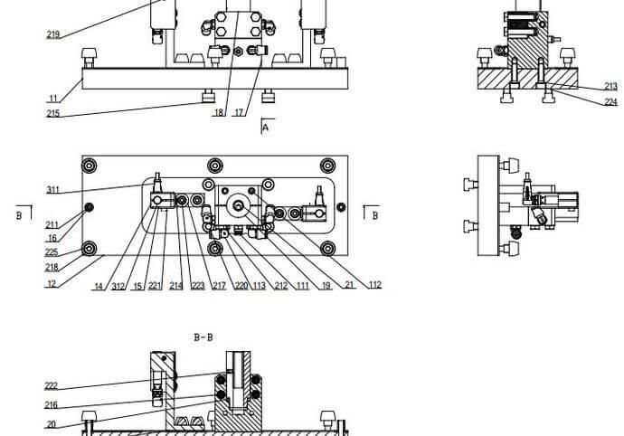 technická dokumentace z 3D do 2D a z5