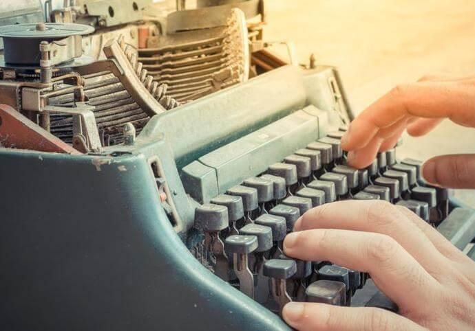 Přepis textu,mluveného slova do elektronické podoby