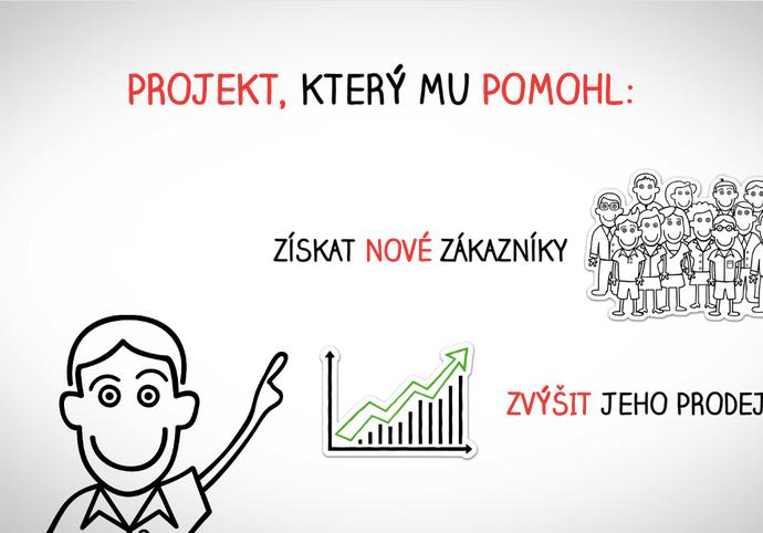 Animované nebo prezentační video (TV, marketing, web)