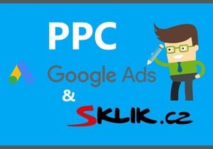 Bannerová a remarketingová PPC kampaň (Ads nebo Sklik)