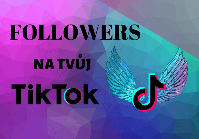 Až 4000 + TikTok followers