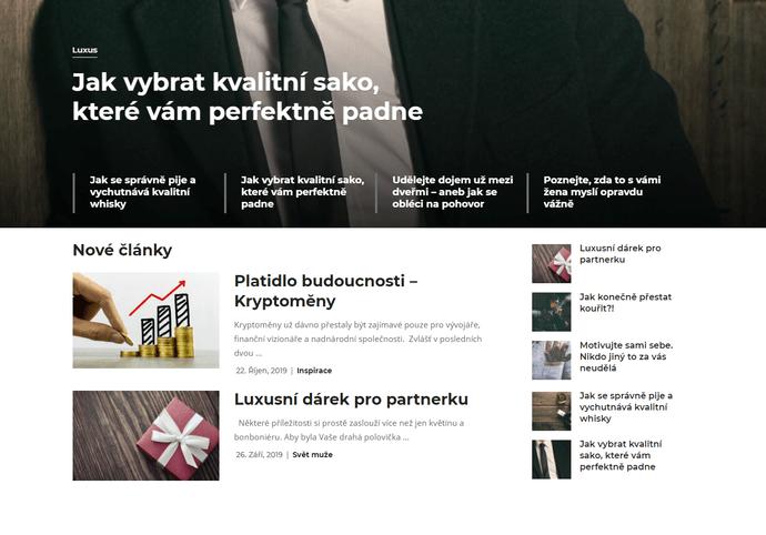 Publikace na topchlap.cz
